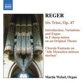 Reger: Organ Works . 6