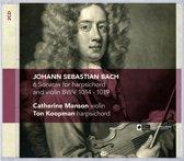 6 Sonatas For Harpsichord And Violi