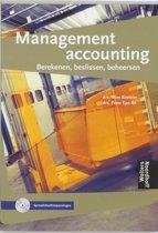 Management accounting / Berekenen, beslissen, beheersen + CD-ROM / druk 2