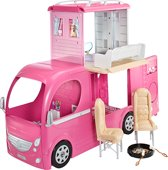 Barbie Glam Camper - Barbie camper