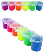 UV color set 6x22 gram Ybody