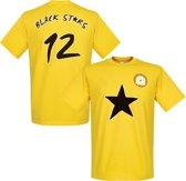 Ghana Black Stars T-Shirt - M