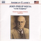 Sousa: At The Symphony Vol. 2