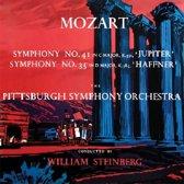 Mozart-Symphony No 41 & 35