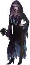 Halloween Zombie bruid kostuum voor dames