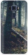 Asus Zenfone 3 5.2 inch ZE520KL Hoesje Dark Forest