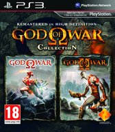 God of War Collection (Part 1 & 2 On 1 Blu-Ray Disc) (Essentials)  PS3