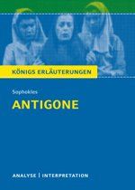 Antigone von Sophokles.