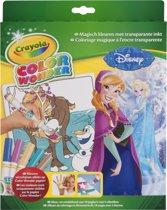 Crayola Kleurboek Disney Frozen Color Wo