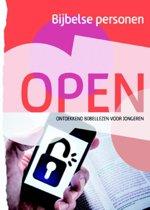 Open; Bijbelse personen