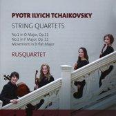 String Quartets N 1 D Major Op.11/N
