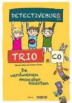 Detectivebureau Trio & Co - De verdwenen monsterkaarten