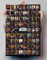 Reinders Poster Star Wars - compilation - Poster - 61 × 91,5 cm - no. 21388