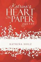Katrina's Heart on Paper