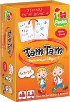 Tam Tam - Playlab - Vermenigvuldigen 1