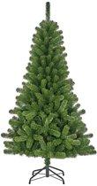 Black Box kunstkerstboom charlton maat in cm: 155 x 86 groen