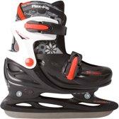 Nijdam 3007 Junior IJshockeyschaats - Verstelbaar - Hardboot - Maat 38-41