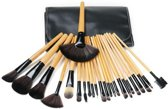 Empaza 24-delige professionele make-up kwasten / brush set