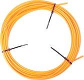 Elvedes Rem-buitenkabel 1125 Neon Oranje 5 Mm 10 Meter Op Rol