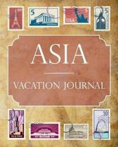 Asia Vacation Journal