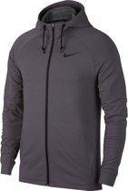 Nike NSW Dri-Fit Hoodie - Sweaters  - grijs - XL