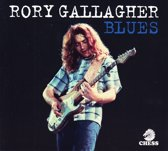 CD cover van The Blues (Deluxe 3CD) van Rory Gallagher
