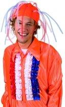 Oranjeshop Brain Explosion Hoed - Voetbal -  Algemeen - Maat One Size - Oranje