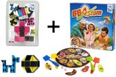Spel Clown Games - BBQ Slam met Magic Puzzle 24 dlg.
