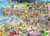 Gibsons puzzel I Love Summer - Mike Jupp - 1000 stukjes