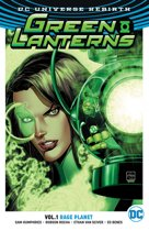 Green Lanterns Vol. 1 (Rebirth)