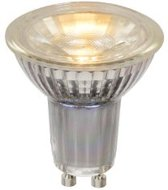 Lucide LED BULB - Led lamp - Ø 5 cm - LED Dimb. - GU10 - 1x5W 2700K - Transparant