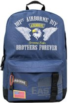 AMERICAN COLLECTION BLUE BACKPACK MET LAPTOPVAK (GRUWW) 1X34,95