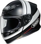 SHOEI NXR PHILOSOPHER TC-5 ZWART ROOD WIT INTEGRAALHELM M