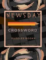 Newsday Crossword Puzzles Books