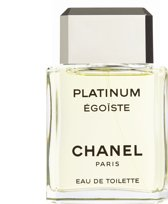 Chanel Platinum Egoiste – 50 ml - Eau de toilette