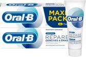 Oral-B Tandvlees & Glazuur Repair Origineel Tandpasta - 2x75ml