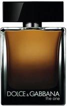MULTI BUNDEL 2 stuks Dolce And Gabbana The One For Men Eau De Perfume Spray 50ml