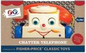 Fisher-Price Classic Kwebbeltelefoon