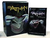 Batman Death Of The Family Mask And Book Set