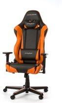 DXRacer Racing R0 - Gamestoel - Zwart / Oranje