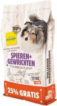 Ecostyle Spieren + Gewrichten Bonusbag - Hondenvoer - 12+3 kg