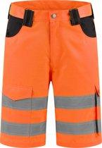 EM Traffic Bermuda High Visibility RWS - Fluor oranje - maat 48