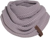 Knit Factory Coco Colsjaal Mauve