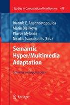 Semantic Hyper/Multimedia Adaptation