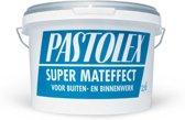 Pastolex Super Mateffect - wit - 2,5 liter