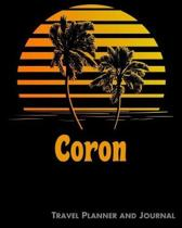 Coron Travel Planner and Journal