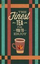 I Love Tea Notebook