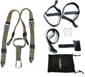 Toorx Functional Suspension Trainer FST-PRO - met markers