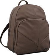 """""""Michelle"""" backpack brown 25x10x32cm"""