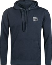 Russell Athletic - Pull Over Hoody SM Logo - Heren - maat L